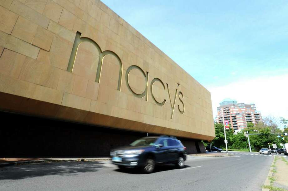 Macy's, in Stamford Town Center, in Stamford, Conn. on Wednesday, Sept. 21, 2016. Photo: Michael Cummo / Hearst Connecticut Media / Stamford Advocate