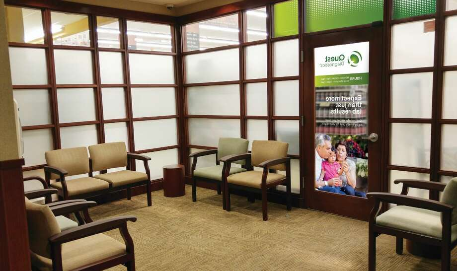 Through Quest Diagnostics' partnership with Alberstons Cos., patient service centers are being added in certain grocery stores nationwide including the Randalls at 3131 W. Holcombe Blvd. Photo: Quest Diagnostics, Contributed Photo