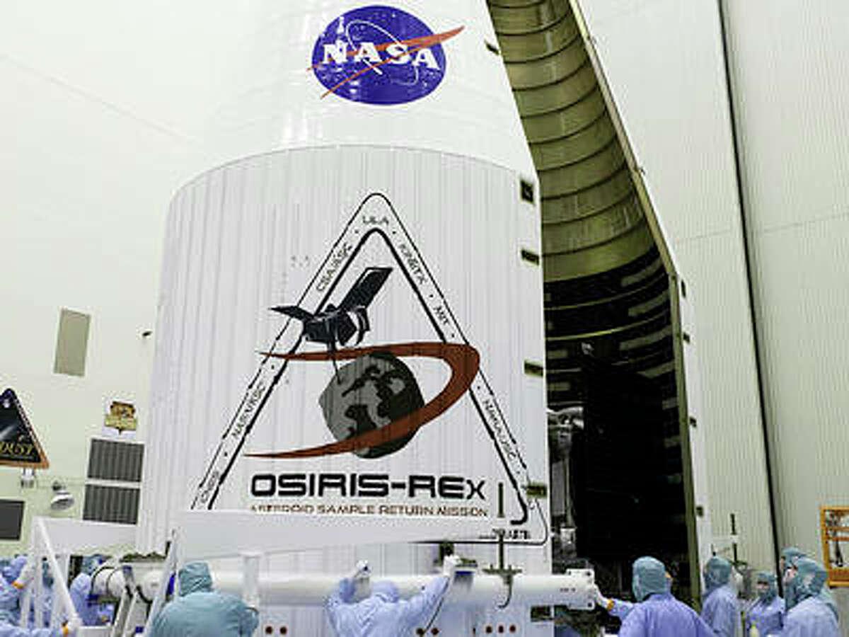 OSIRIS-REx mission is NASA's first asteroid sampling mission.