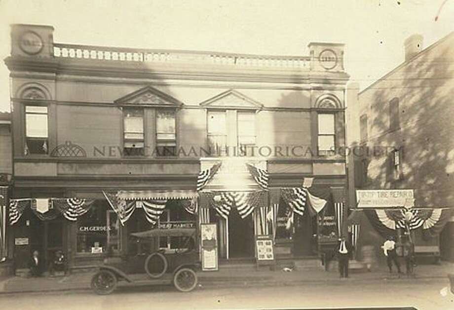 This is a picture of the Opera House from the New Canaan Historical Society files. Photo: /
