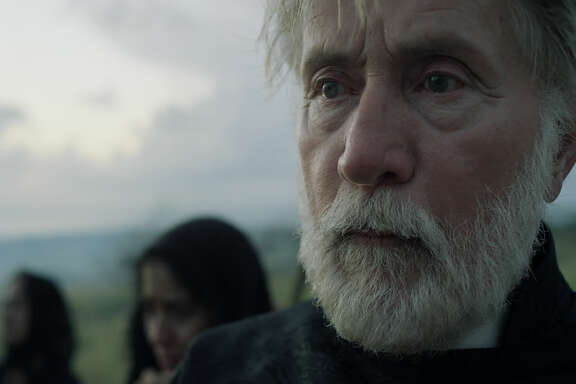 Martin Sheen stars as Father Douglas in the feature film The Vessel directed by Julio Quintana and produced by Marla Quintana. From New Territory Pictures.
