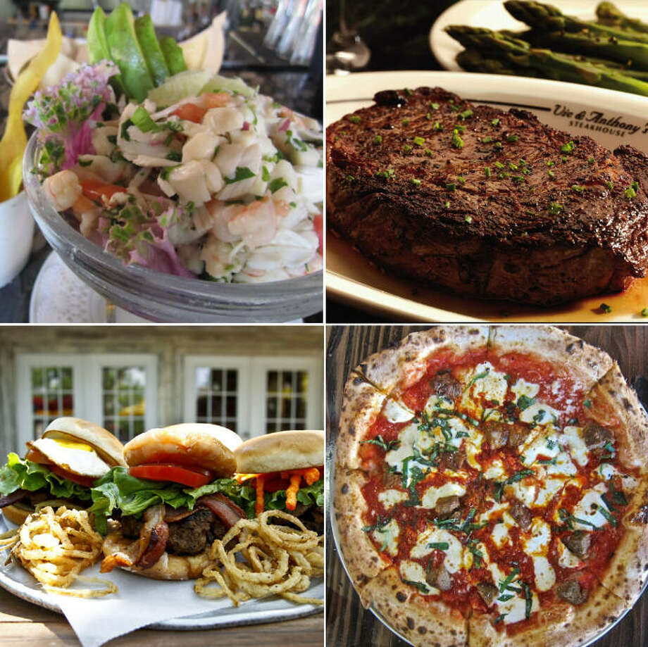 Cyclone Anayas, Vic & Anthony's, The Shack, and Pizaro's Pizza have been named Houston's best restaurants of 2016 by our readers.