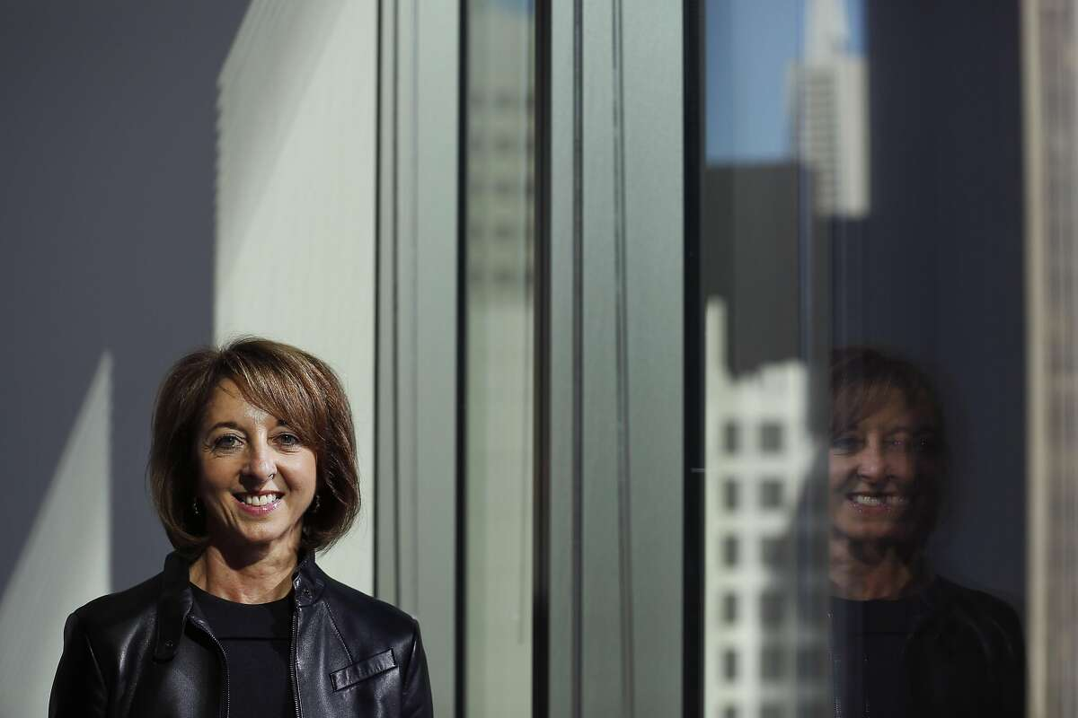 Teresa Briggs, Vice Chairman of West Region and San Francisco Managing Partner with Deloitte LLP pictured in her office Sept. 22, 2016 in San Francisco, Calif.