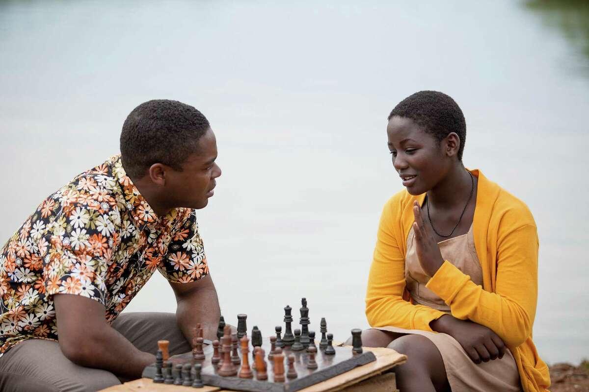 David Oyelowo and Madina Nalwanga star in