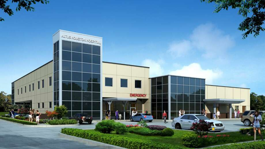 This rendering shows the $10 million expansion Altus Health System plans that will double the size of its southwest Houston facility to create a surgical hospital. Photo: Altus Health System, Contributed Image