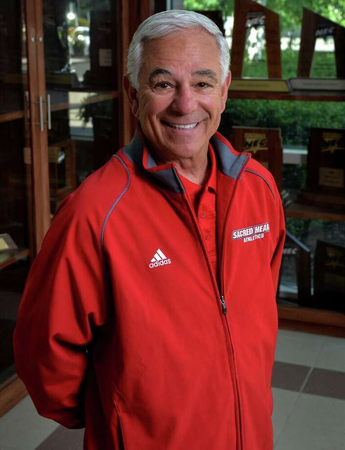 Bobby Valentine, Sacred Heart University's executive director of athletics Photo: /