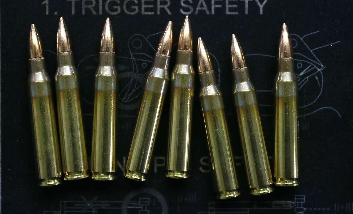 Prop. 63 would clamp down more on ammunition than on guns themselves.