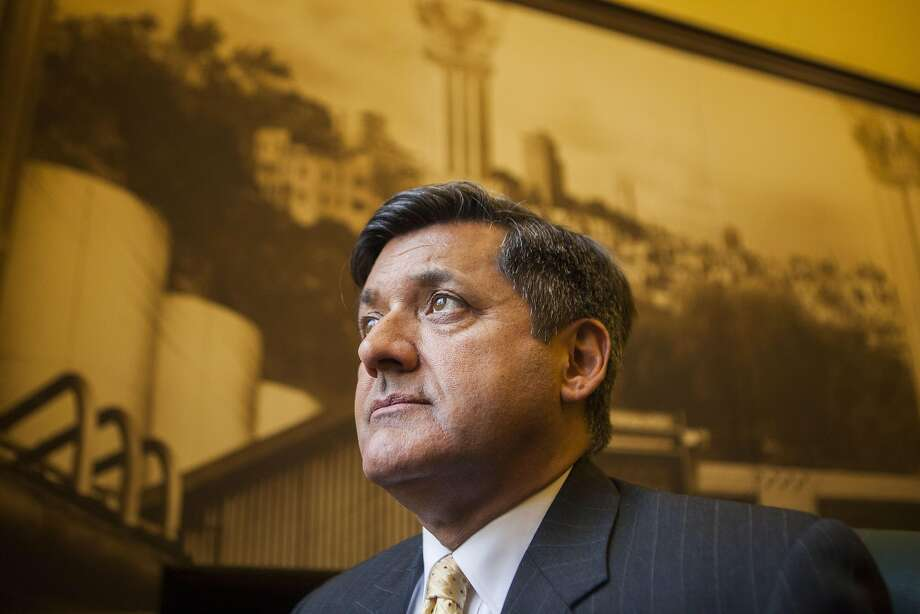 "San Francisco Treasurer José Cisneros said Wells Fargo staffers exploited customers' ""personal information without their consent."" Photo: Michael Noble Jr., The Chronicle"