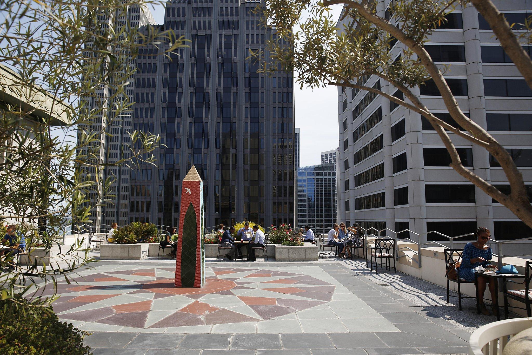 Hidden Treasures Finding San Francisco S Rooftop Public
