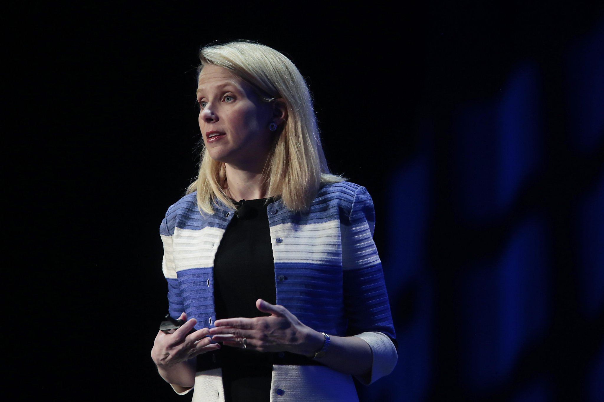 Yahoo Slapped With Lawsuit For Gender Discrimination