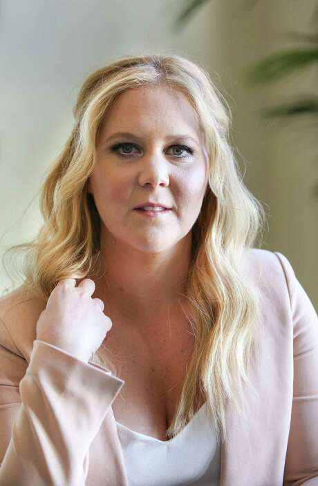 The Amy Schumer World Tour will stop in San Antonio Nov. 17 Photo: Amy Osborne /The Chronicle / ONLINE_YES