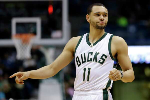 Point guard Tyler Ennis is bringing his high basketball IQ to the Rockets after Thursday's trade. Ennis averaged 4.5 points and 2.13 assists for the Bucks.