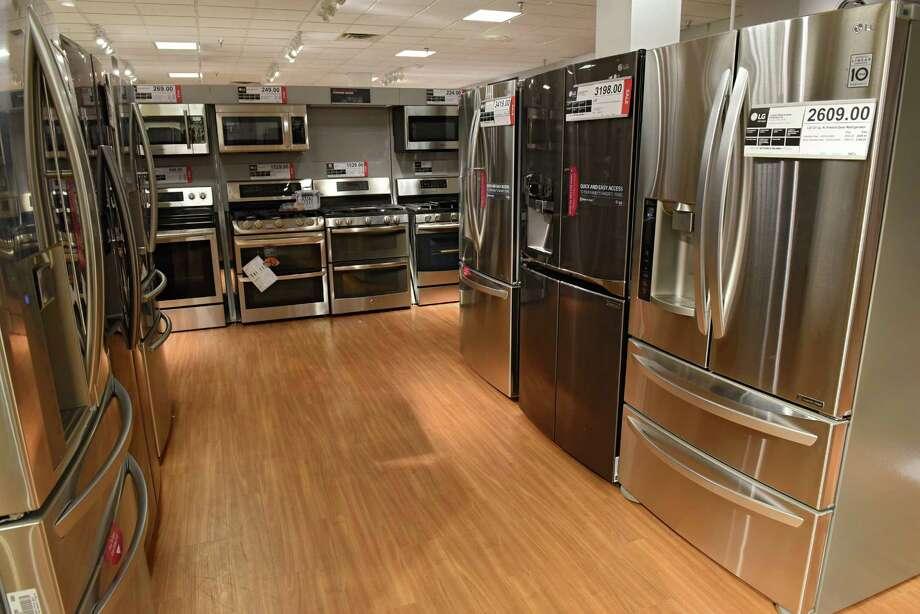 Jc Penney Sears Bring Back Major Appliances Paint Times Union