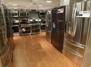 JC Penney's new major appliances section at Crossgates Mall on Thursday, Sept. 22, 2016 in Guilderland, N.Y. (Lori Van Buren / Times Union)
