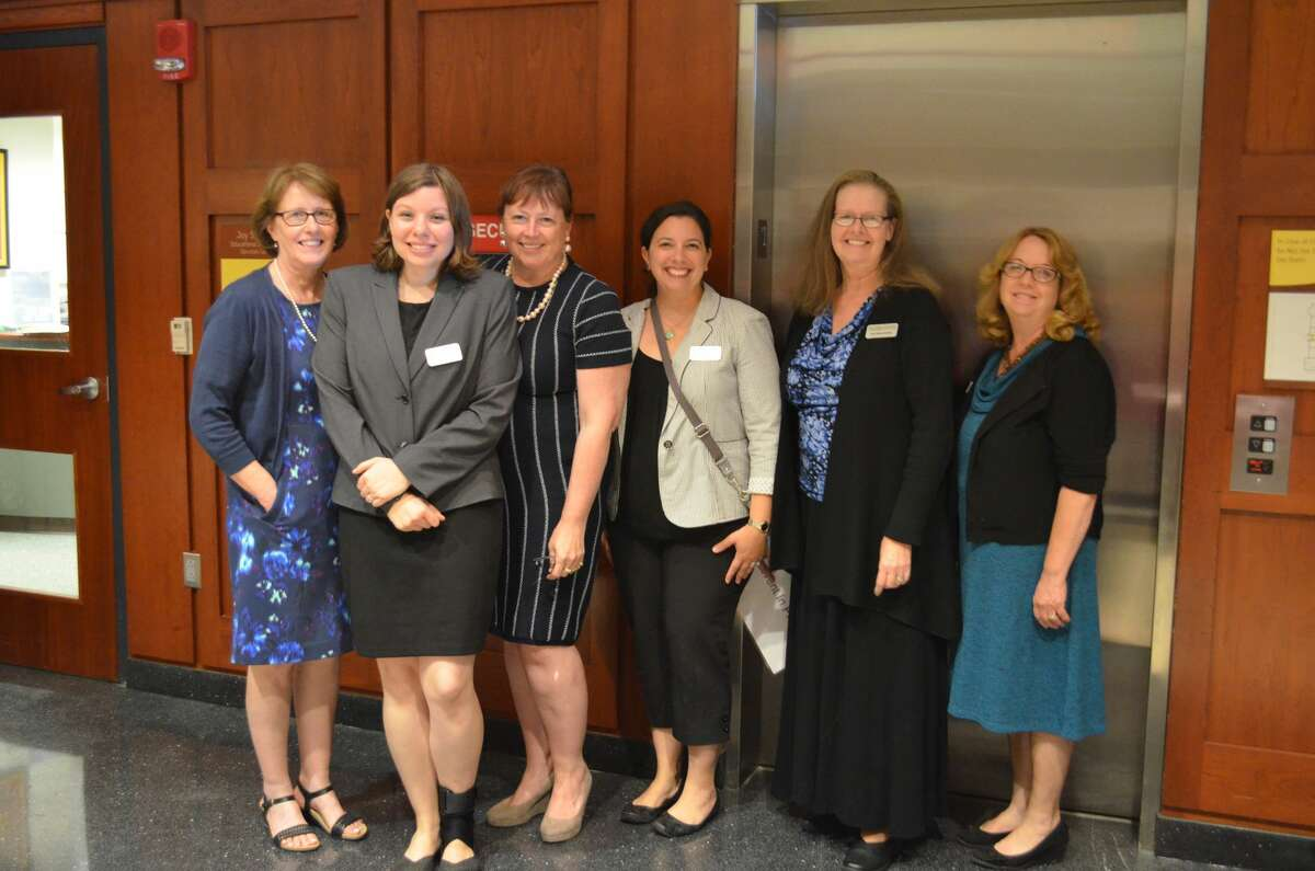 Were you Seen at the fourth annual William Randolph Hearst Lecture, with guest speaker Coca-Cola executive Julie C. Seitz, at The College of Saint Rose in Albany on Thursday, Sept. 22, 2016?