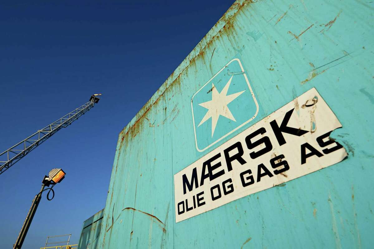 Maersk Drilling USA is laying off 84 Houston employees on a deepwater rig in the Gulf of Mexico.