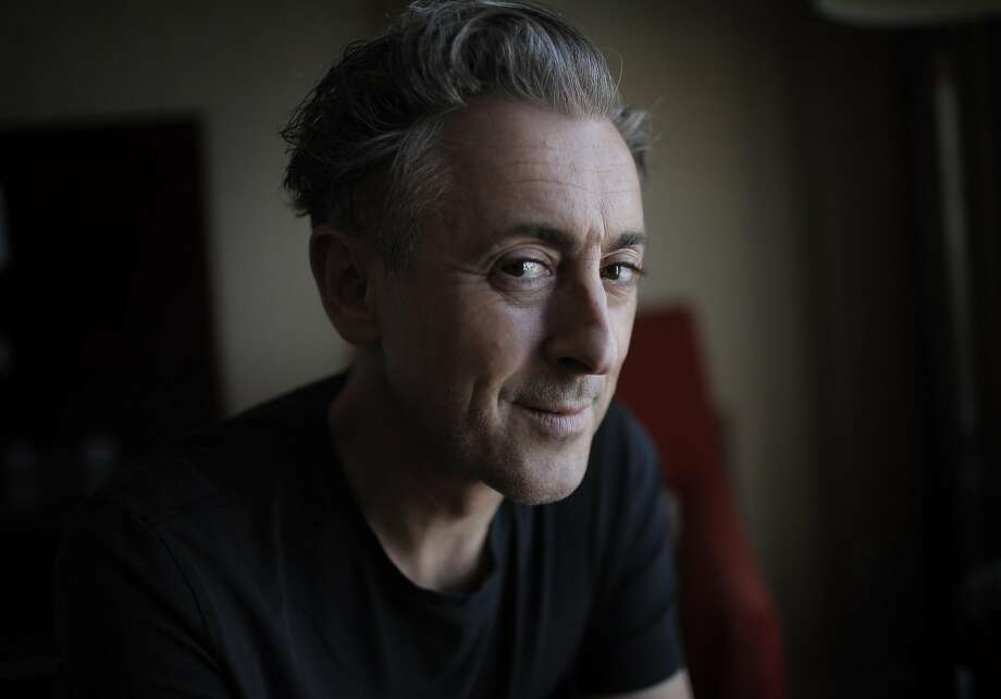 """Actor, singer and author Alan Cumming in San Francisco, Calif., on Thursday, September 22, 2016. Cumming's third book, """"You've Gotta Get Bigger Dreams,"""" was just published. Photo: Carlos Avila Gonzalez, The Chronicle"""