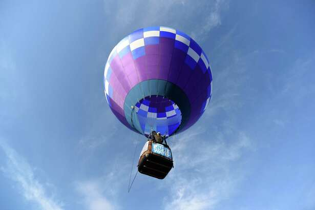 The kick off for Adirondack Balloon Festival was held at Crandall Park on Thursday Sept. 22, 2016 in Glens Falls, N.Y. The Festival continues beginning at 3 p.m. Friday; balloon launch Friday 5 pm at Floyd Bennett Memorial Airport. (Michael P. Farrell/Times Union)