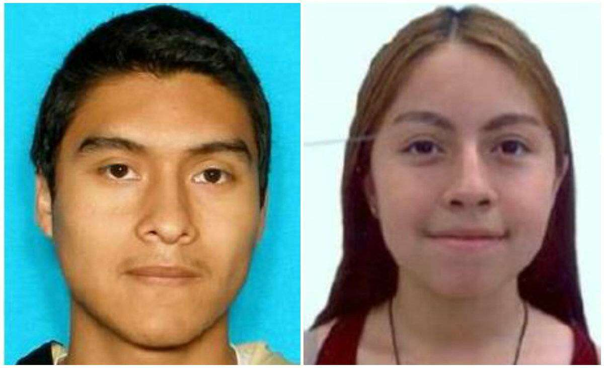 Grand Prairie police are on the hunt after Michael Perez, 25, and Amy Botton, 16, who have been accused of having an improper teacher-student relationship, ran off together around Sept. 22, 2016.