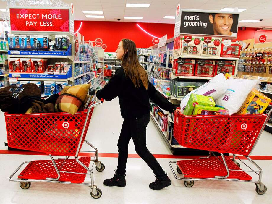 """Target has removed hundreds of kid-sized shopping carts from its stores after some shoppers declared them a """"nightmare."""" (Reuters)"""