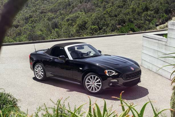 The Fiat 124 Spider is available with the proven 1.4-liter MultiAir Turbo four-cylinder engine, the engine's first application in a rear-wheel-drive vehicle.