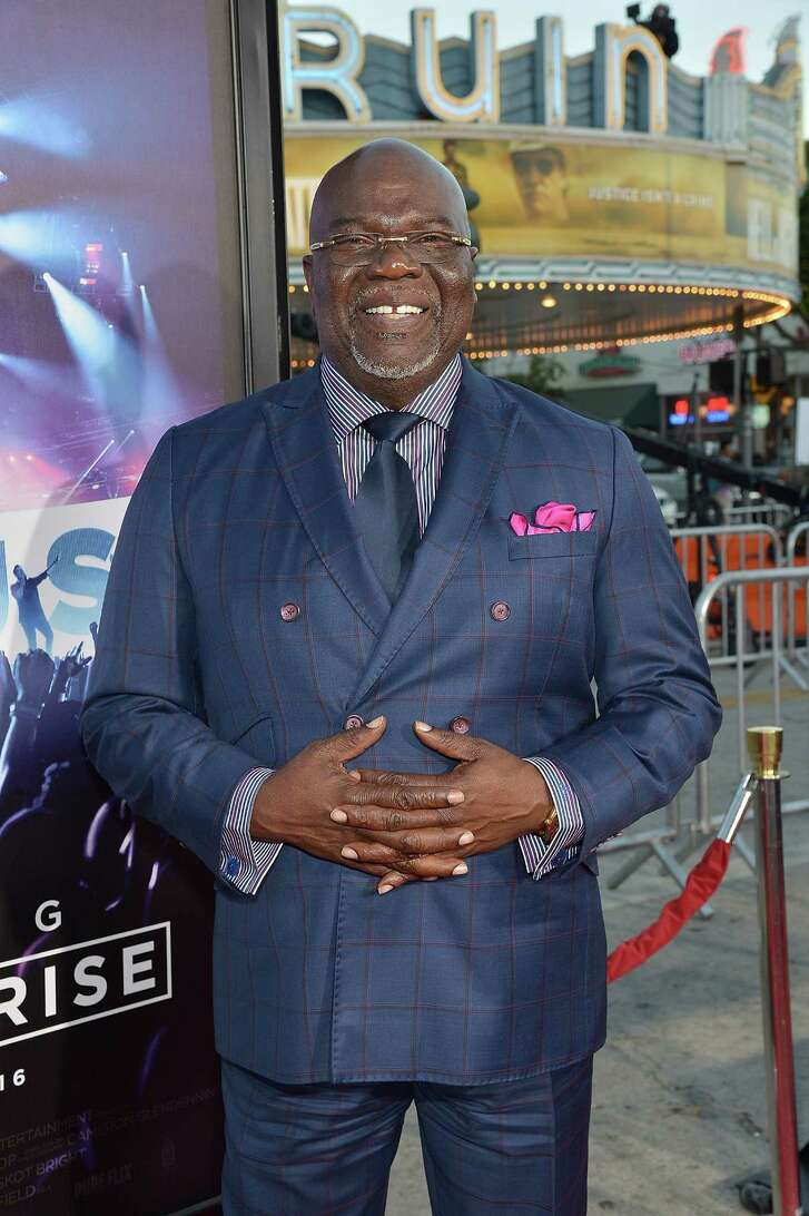 "T.D. Jakes, pastor of Potter's House in Dallas, says his new program on the OWN network is ""not a celebrity show."""