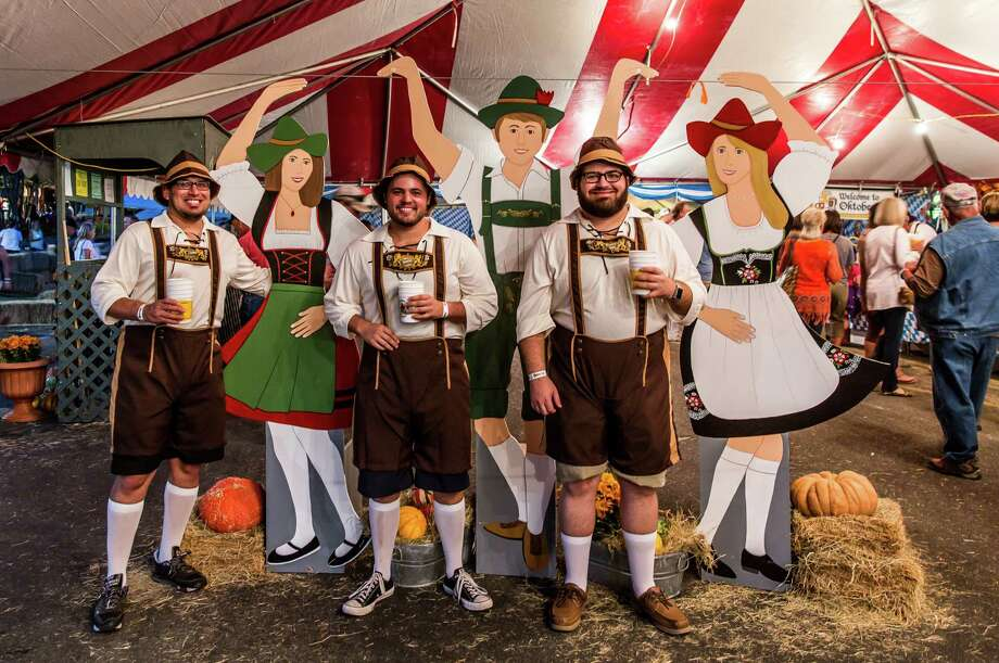 Fredericksburg's big salute to its rich German heritage (and nice excuse to put on the lederhosen and party) is Sept. 30-Oct. 2. Photo: Courtesy Robbyn Dodd / © 2014 Robbyn Dodd