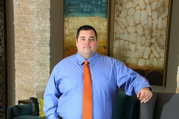 "Brandon ""Kit"" Bredimus, 32       Director of Emergency Services, Midland Memorial Hospital"
