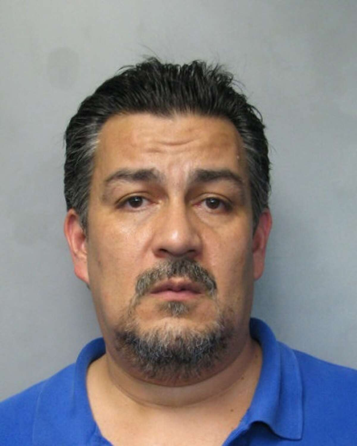 Jose Ricardo Iniguez, 44, was arrested Thursday, Sept 22, 2016, and charged with prostitution, a Class B misdemeanor, during an undercover sting operation in the 500 block of FM 1960 in north Harris County. (Harris County Precinct 4 Constable's Office)