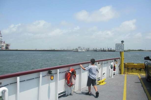 Whether you need to get to the mainland or just want to enjoy a short ride, the ferry in Port Aransas is both handy and entertaining.