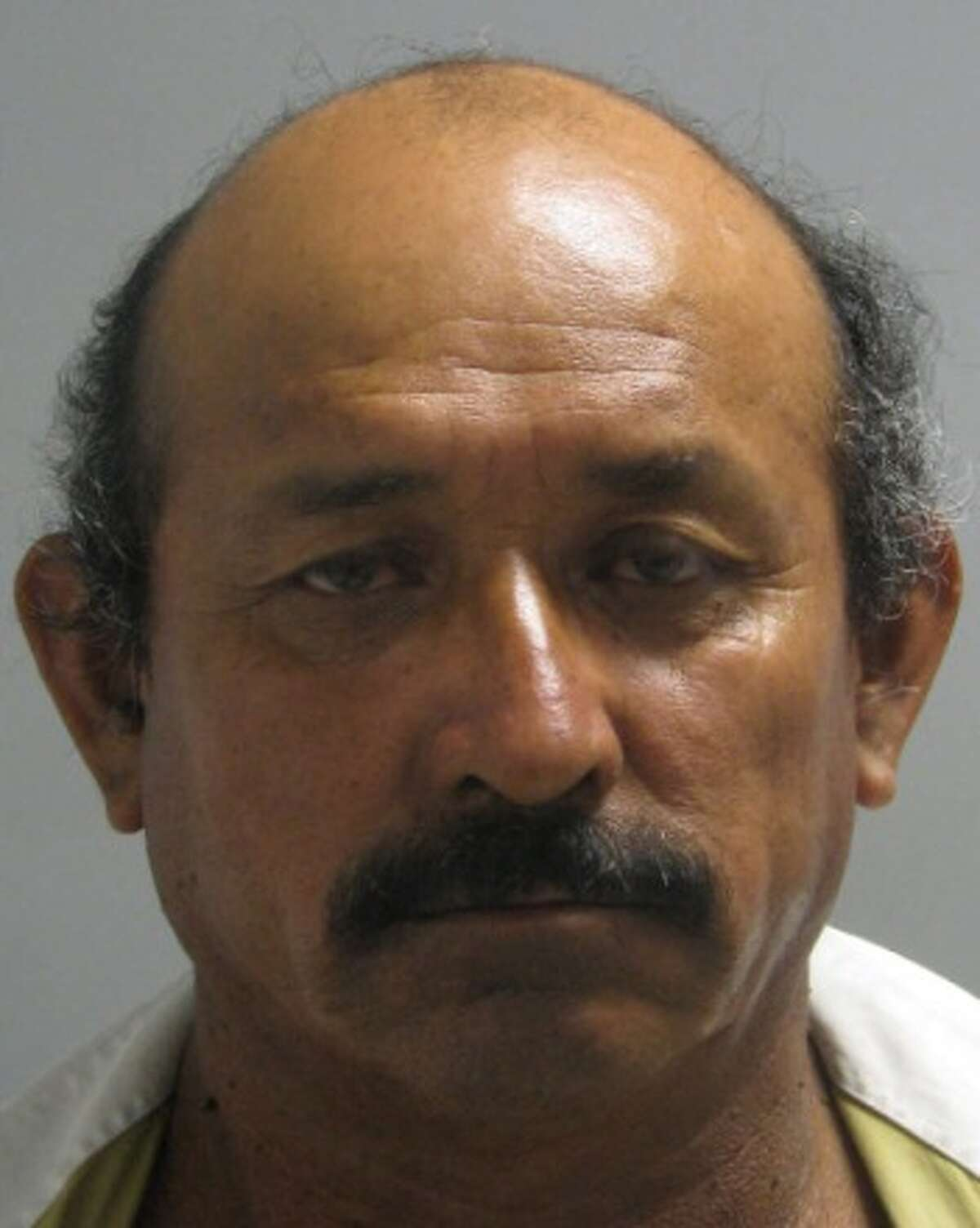 Rosendo Salazar, 56, was arrested Thursday, Sept 22, 2016, and charged with prostitution, a Class B misdemeanor, during an undercover sting operation in the 500 block of FM 1960 in north Harris County. (Harris County Precinct 4 Constable's Office)