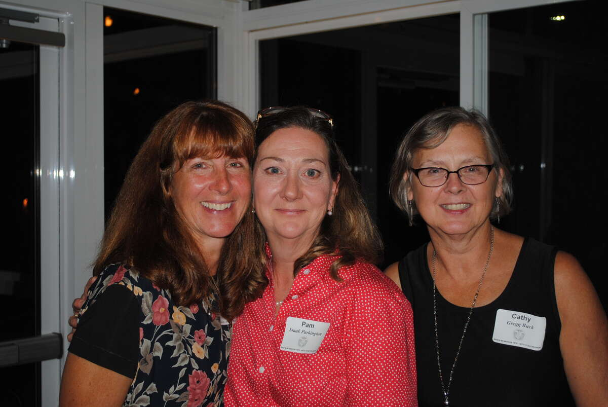 The Brien McMahon High School Class of 1976 reunion that took place September 17, 2016 at The Norwalk Inn. There were 65 classmates in attendance, with the furthest travel being from California (Patty Buckley). It had been 20 years since the last reunion and classmates were eager to catch up with old friends and acquaintances.