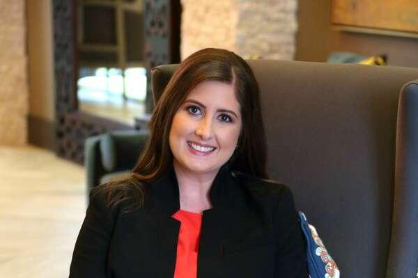 Katie Presley, 29         Nursing development officer, University of Texas of the Permian Basin