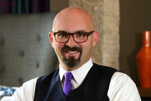 John Trischitti III, 38       Library director, Midland County Public Libraries