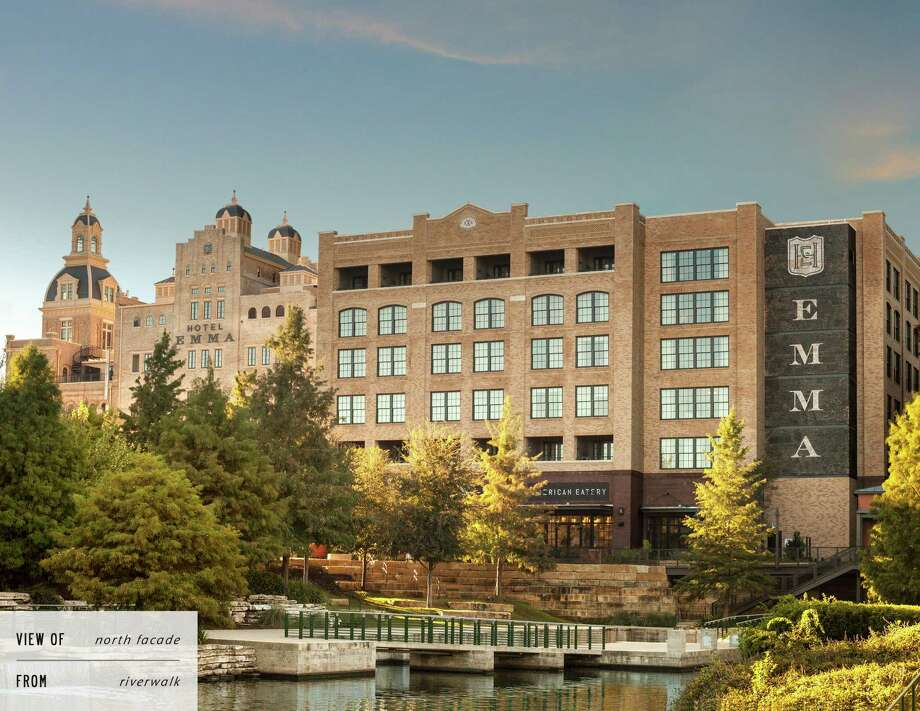 U.S. News World Report's top 25 Texas hotelsClick to see 2017's best Lone Star State hotels. Photo: Courtesy AIA San Antonio