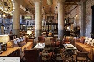 Honor Award winner: Hotel Emma: San Antonio, threeArch, LLC d/b/a three: living architecture (associated architect: Jeffrey C. Fetzer)