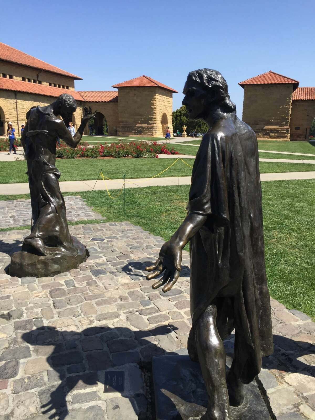 2. Stanford Highest ranking: Alumni survey, salary: 1 Lowest ranking: Job placement: 57 Source:Bloomberg Businessweek