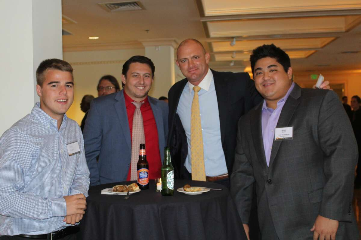 The Hearst Connecticut Media Group recognized its 2016 Top Workplaces recipients at a gala celebration Thursday, September 22, 2016 at The Waterview in Monroe, CT. The 50 Top Workplace winners representing small, medium and large-sized businesses were chosen based on employee surveys.