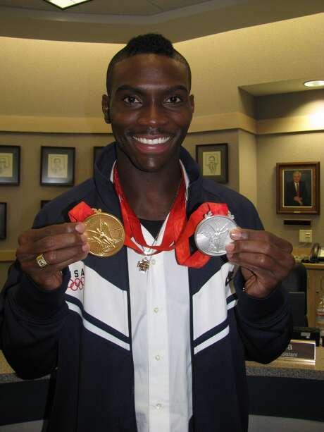 Olympian to help celebrate la porte isd 39 s 100th for La porte independent school district