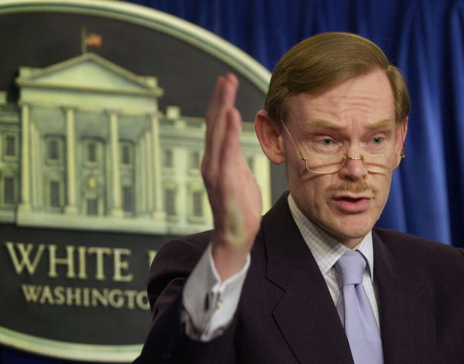 """Former United States Trade Representative Robert Zoellick urges the United States to offer Britain """"a modern trade and investment accord"""" in concert with Canada and Mexico that — unlike the EU's """"shared sovereignty"""" — would let the U.K. retain more of its national independence. Photo: SUSAN WALSH /AP / AP"""