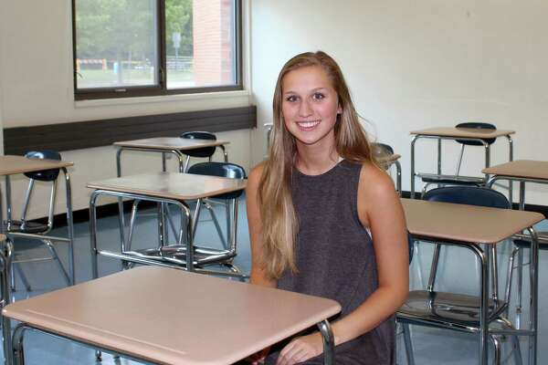 Avery Brook, community council president of Darien High School, hopes to bring attention to the array of talents in DHS.