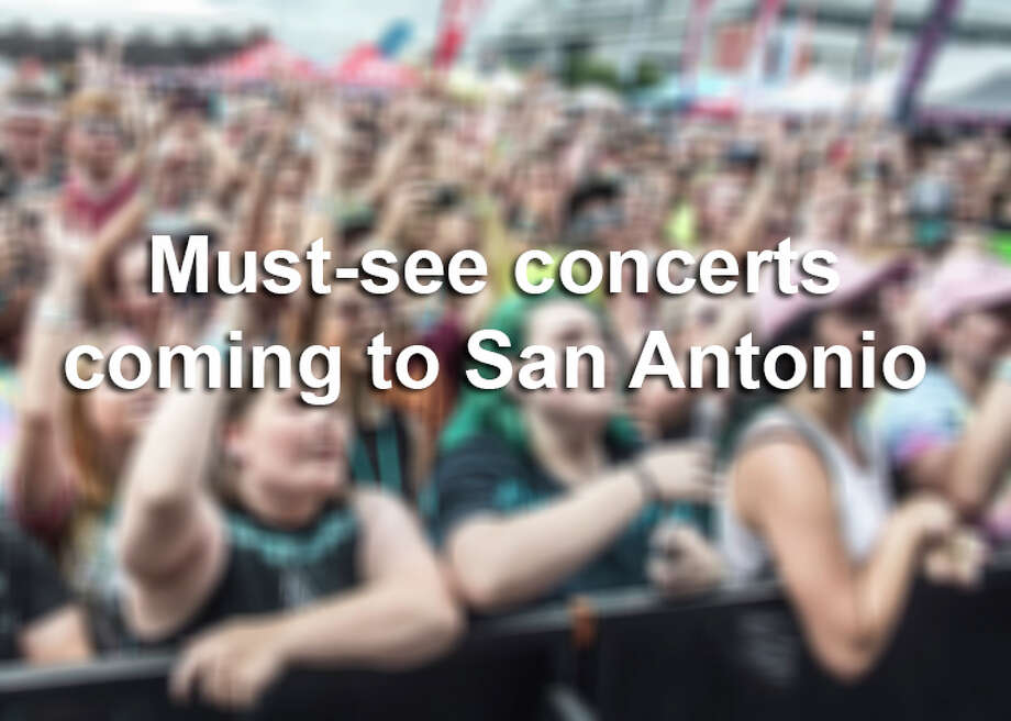 The best concerts can't always be found in the biggest venues. Here's a look at can't miss shows coming to San Antonio clubs and other small venues. / Carlos Javier Sanchez / pixelreflex.com