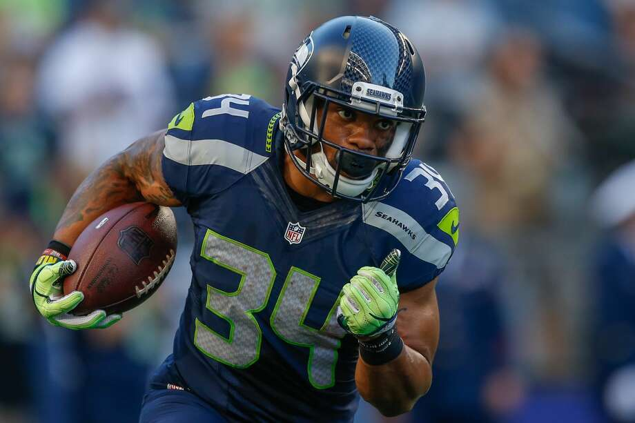 DOUBTFUL: RB Thomas Rawls Photo: Otto Greule Jr/Getty Images