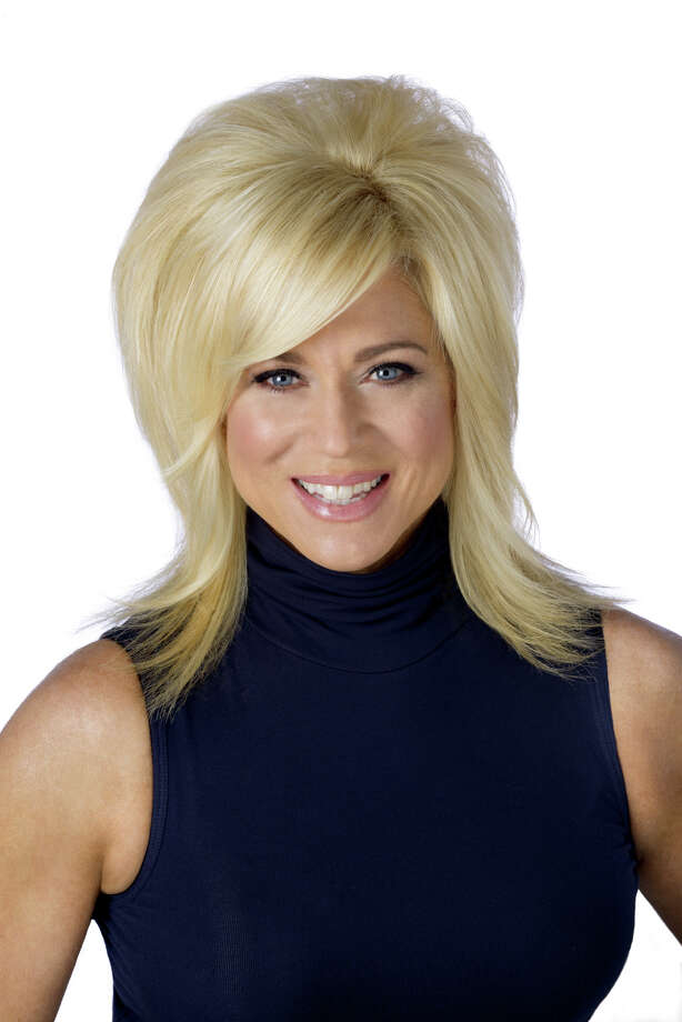 "Theresa Caputo, from TLC's hit show, ""Long Island Medium,"" will appear at the Webster Bank Arena in Bridgeport on Friday, Sept. 30. Photo: Mills Entertainment / Contributed Photo"