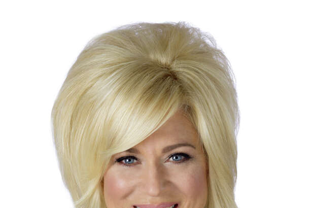 """Theresa Caputo, from TLC's hit show, """"Long Island Medium,"""" will appear at the Webster Bank Arena in Bridgeport on Friday, Sept. 30."""