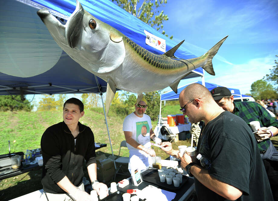 Chowdafest, the popular New England outdoor festival and competition, will return to Sherwood Island State Park in Westport on Sunday. Find out more.  Photo: Brian A. Pounds / Hearst Connecticut Media / Connecticut Post
