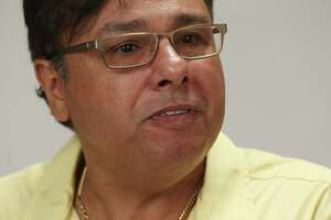 Gerardo Serrano talks about his experience with U.S. Customs and Border Patrol agents, during an interview, Monday, August 29, 2016. Serrano had his new truck confiscated at the Eagle Pass/Piedras Negras international crossing after agents found a cartridge with bullets. He is trying to get it back but is waiting on the process to take its course.