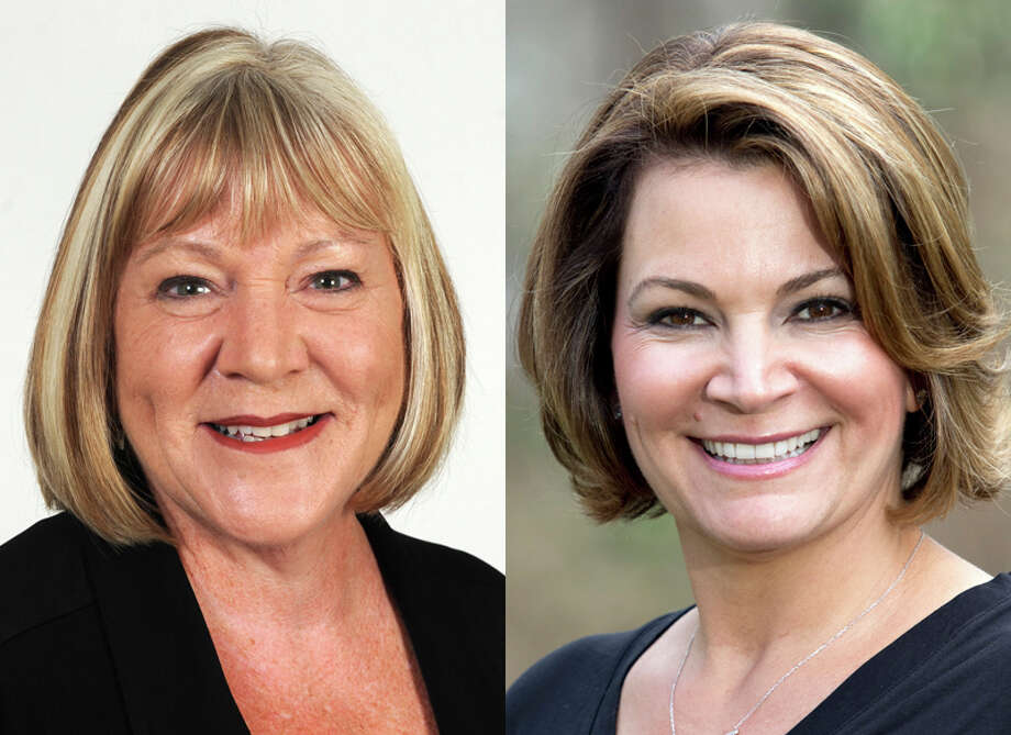 Composite of incumbent Rep. Theresa Conroy, D-Seymour (left) representing the 105th House District and Republican challenger Nicole Klarides-Ditria. Photo: File Photo / Connecticut Post file photo