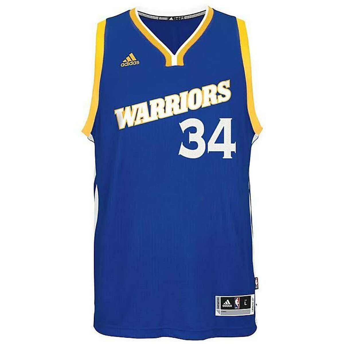The Warriors will wear Crossover alternate uniforms for select Sunday games this season as a nod to the �Run TMC� era.