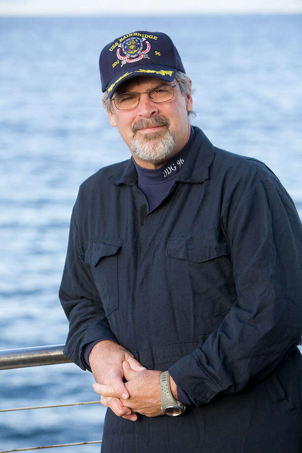 Capt. Richard Phillips, who was taken hostage by Somali pirates in April 2009 and whose book was adapted into the film 'Captain Phillips,' will speak at Lamar University in November as part of the school's Distinguished Lecture Series. Photo: Brent Harrewyn, Provided By Lamar University